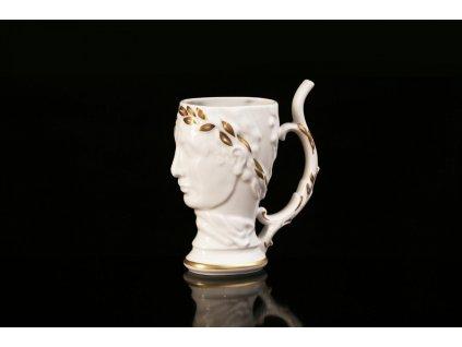 Pohár Viktor | Luxusní porcelán - Atelier JM Lesov