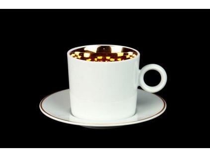 kávový šálek, podšálek, kávové soupravy porcelán, kávový set, kávový servis, souprava na kávu, hrnky na kávu, kávové šálky, porcelán, karlovarský porcelán, český porcelán, Atelier Lesov, Best of Lesov, Sophia