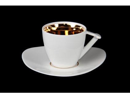 kávový šálek, podšálek, kávové soupravy porcelán, kávový set, kávový servis, souprava na kávu, hrnky na kávu, kávové šálky, porcelán, karlovarský porcelán, český porcelán, Atelier Lesov, Delta, Best of Lesov
