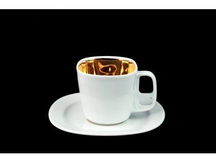 kávový šálek, podšálek, kávové soupravy porcelán, kávový set, kávový servis, souprava na kávu, hrnky na kávu, kávové šálky, porcelán, karlovarský porcelán, český porcelán, Atelier Lesov, Best of Lesov, Keiko