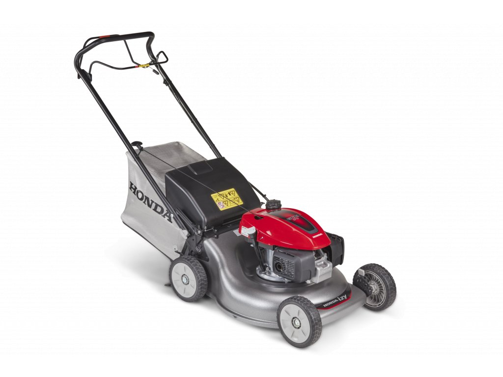 MOTOROVÁ SEKAČKA S POJEZDEM- HRG 536 SK (model 2020)