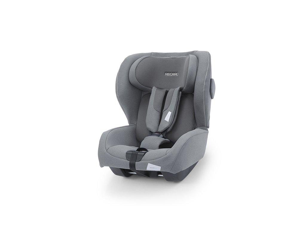 Recaro Kio 3m+ Prime Silent Grey