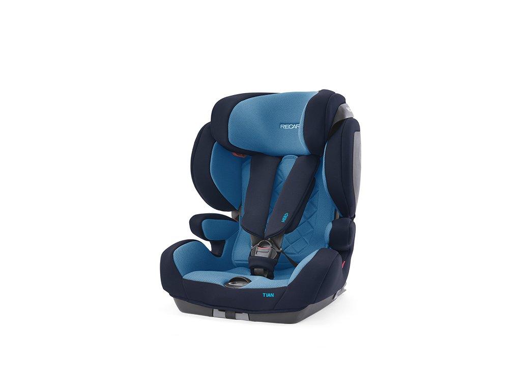 Recaro Tian Core Xenon Blue