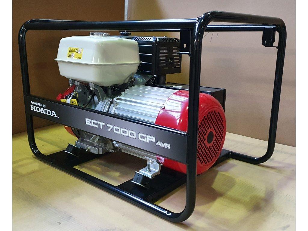 Elektrocentrála Honda  ECT 7000 GP AVR