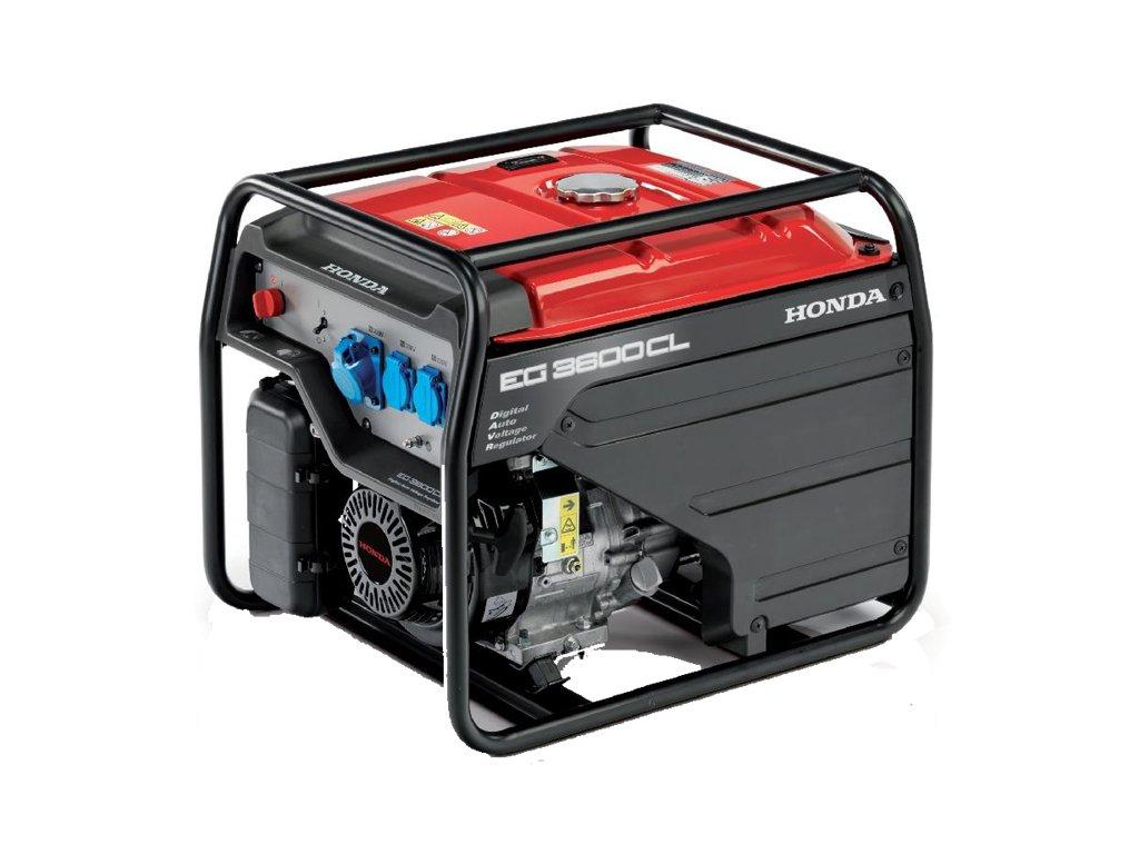 Elektrocentrála Honda  EG 3600
