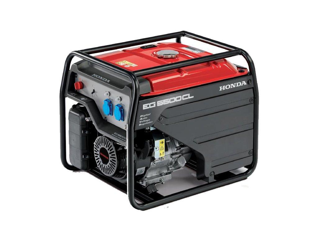 Elektrocentrála Honda  EG 5500