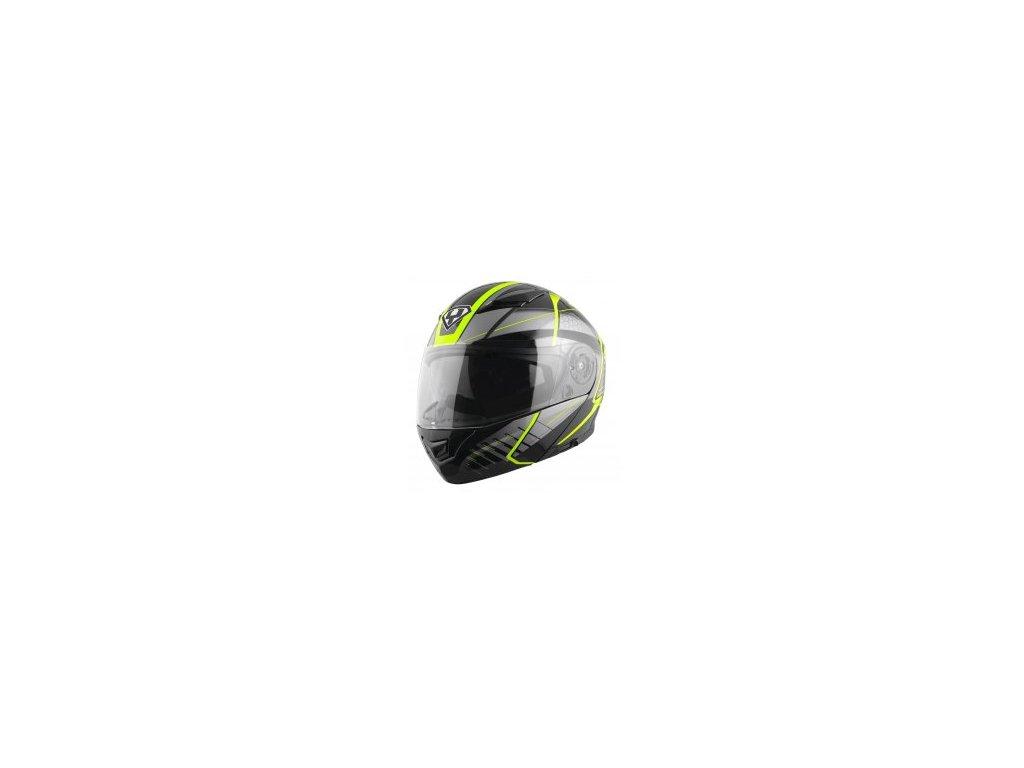 Helma Yohe 950 černá/žlutá