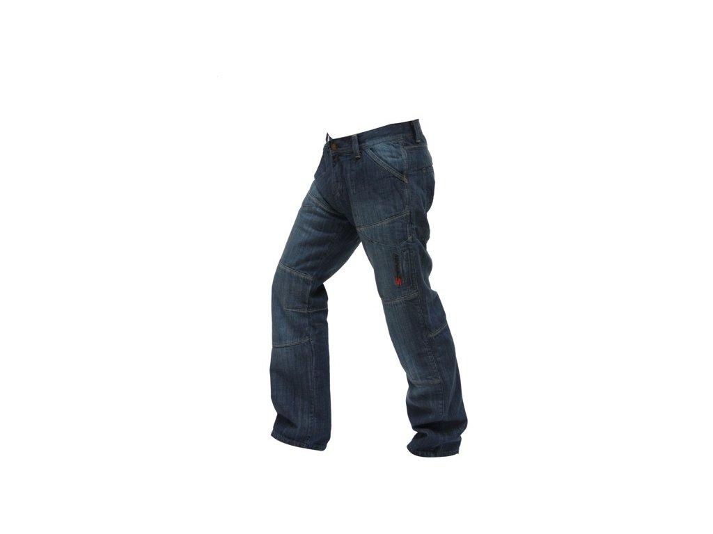 Jeansové kalhoty- SPARK TRACK