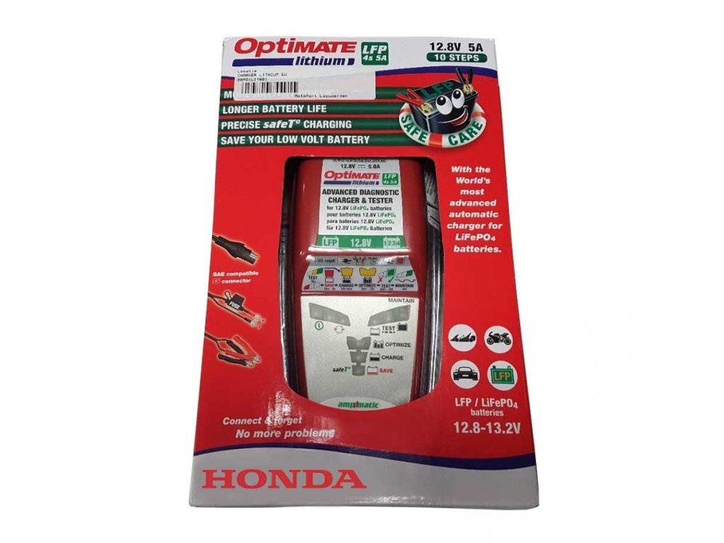 chargeur optimiseur de batterie lithium optimate