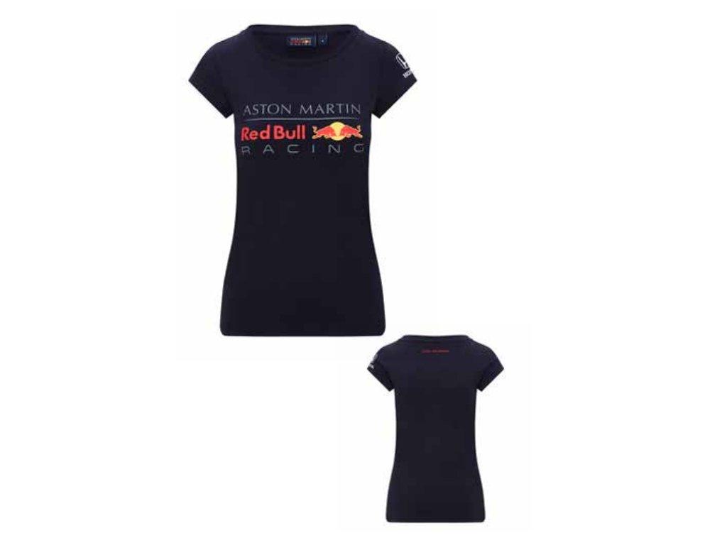 Tričko HONDA- ASTON MARTIN RedBull RACING- dámské