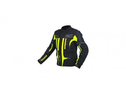 Textilní bunda- MAXX NEON GREEN