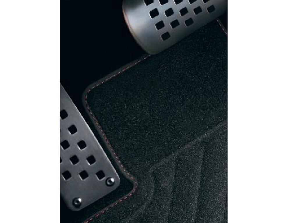 Textilní koberce Renault Sport (4 ks)