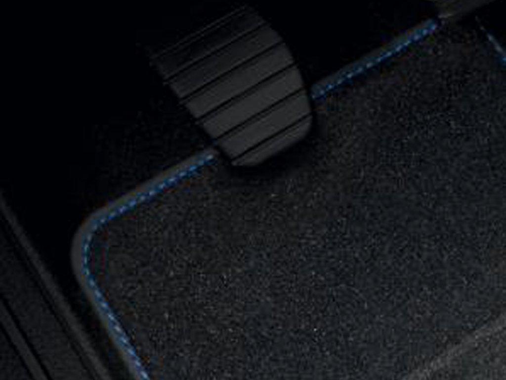 Textilní koberce GT (4 ks)
