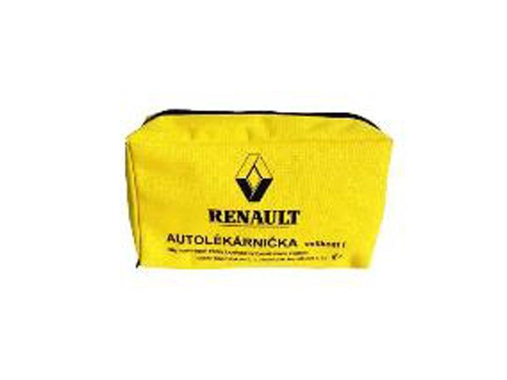 Autolékárnička Renault