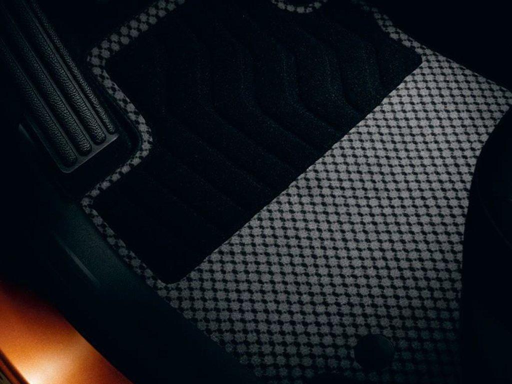 Textilní koberce Premium - Intens (4 ks)