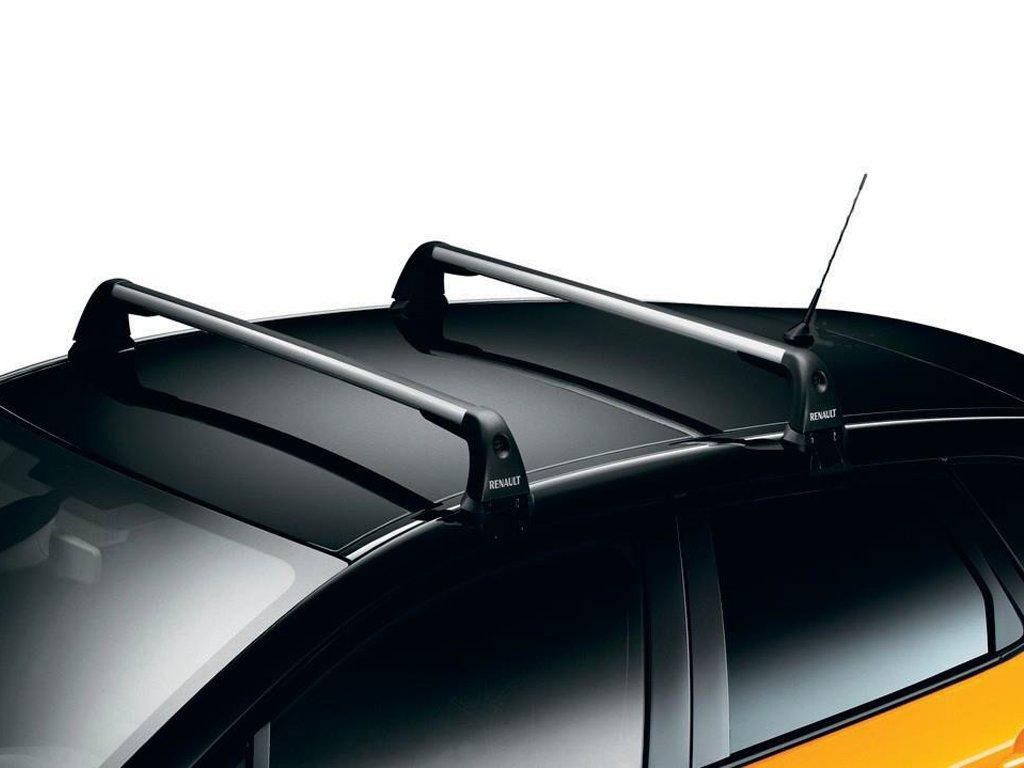 Příčné střešní nosiče - hliníkové