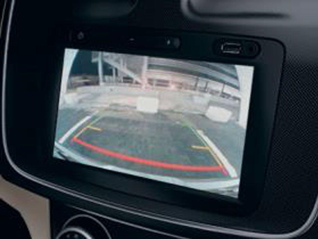 Parkovací kamera Duster
