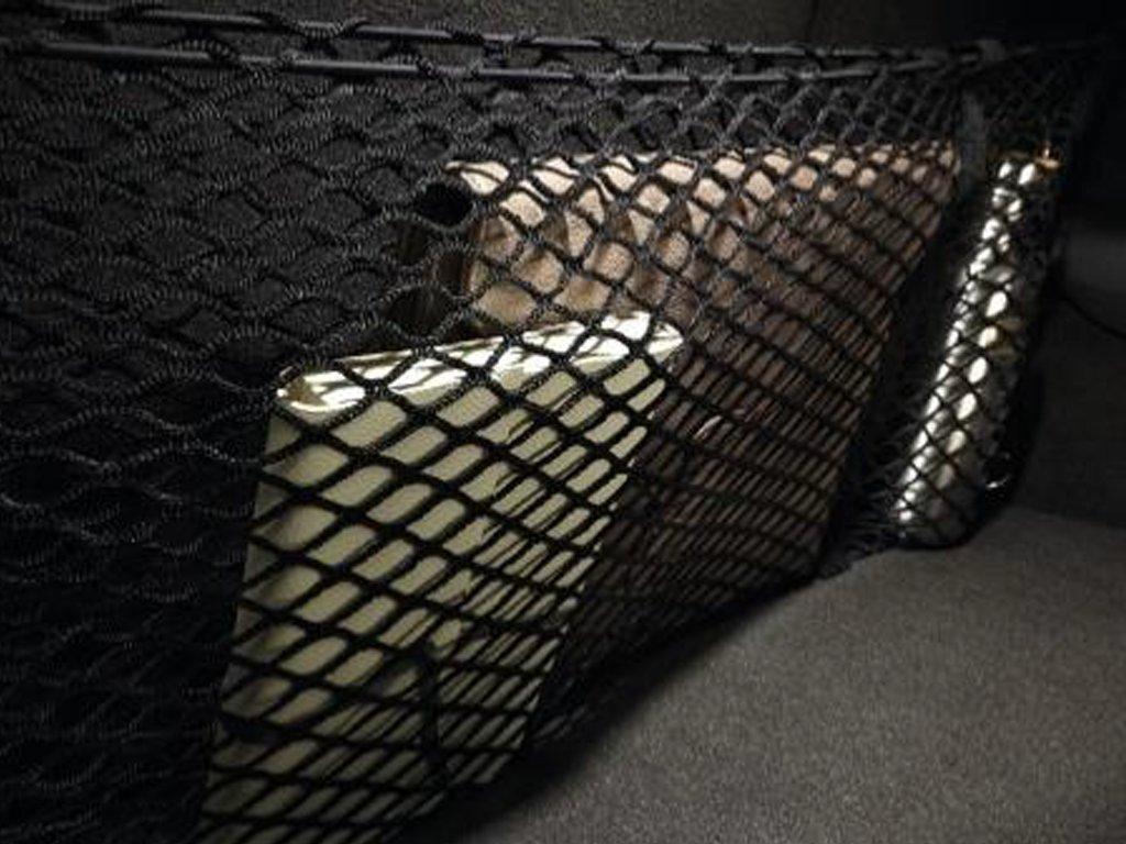 Svislá síť zavazadlového prostoru