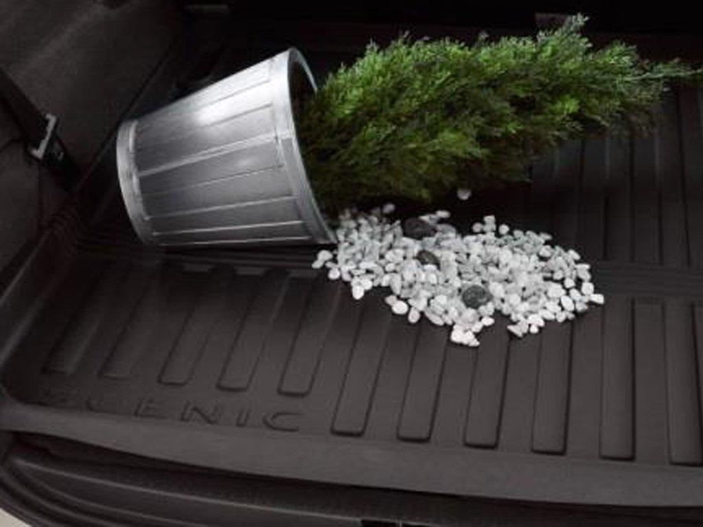Plastová vana zavazadlového prostoru