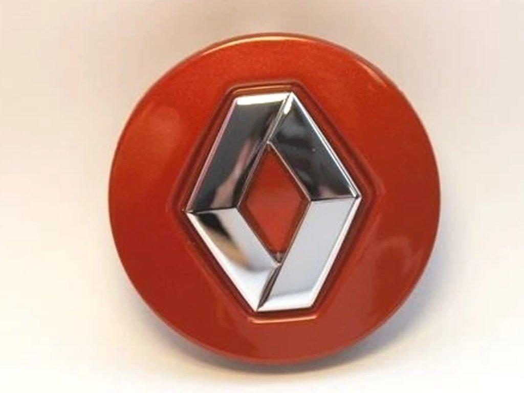 Středová krytka - oranžová