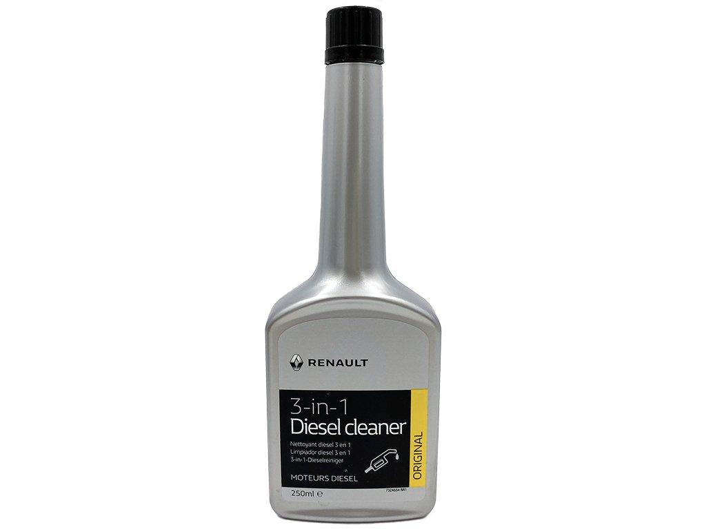 Aditivum Renault a Dacia Diesel