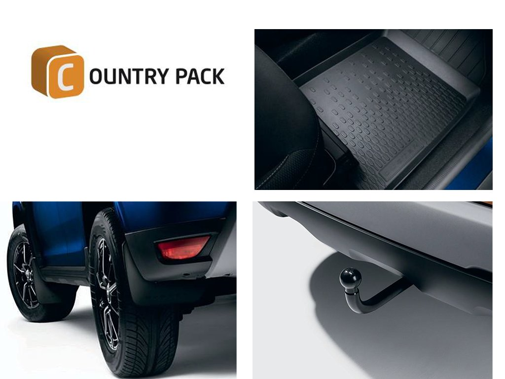 coutry pack