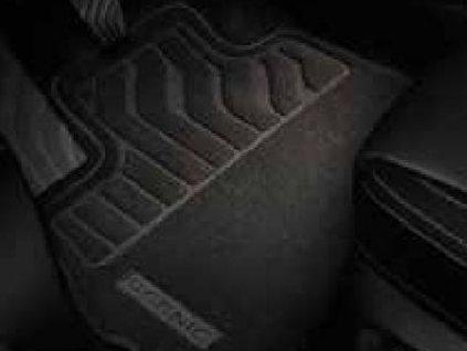 Textilní koberce Premium - vozidla s mobilní konzolí