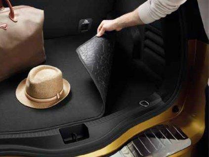 Oboustranný koberec zavazadlového prostoru