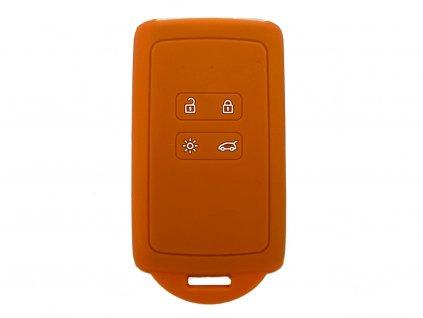 Ochranný obal oranžový