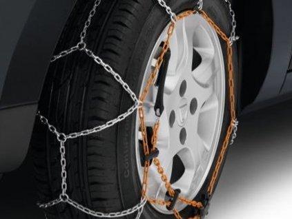 sněhové řetězy Dacia