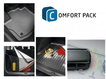 Comfort Pack Lodgy
