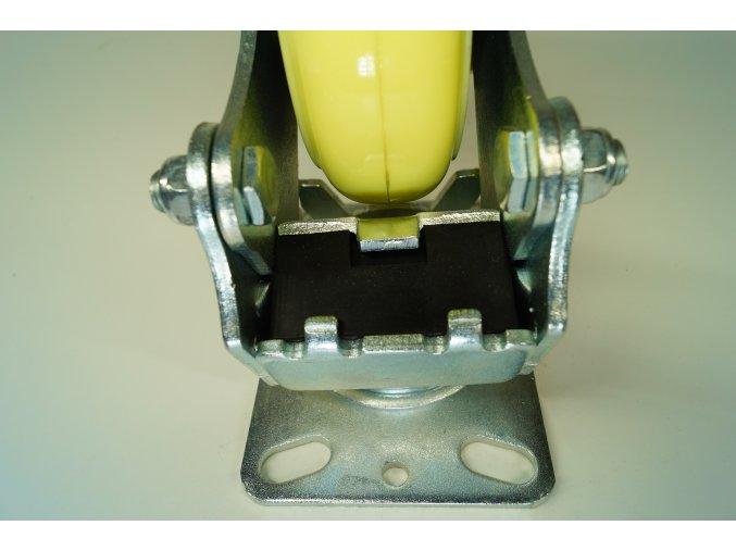 TP9662 Průmyslové kolečko fixní