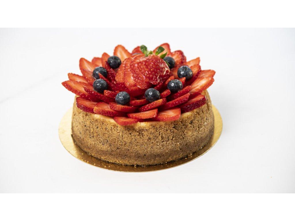 ovocný cheesecake baby