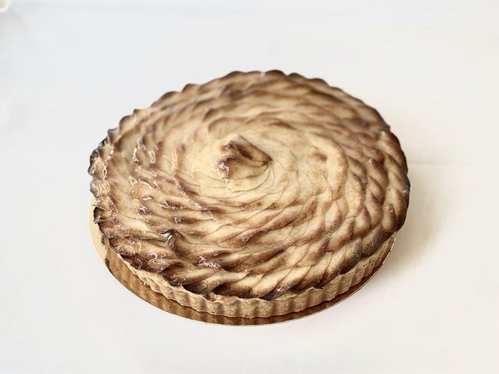 Francouzský jablečný koláč STD