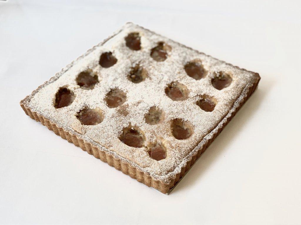 Meruňkový koláč STD