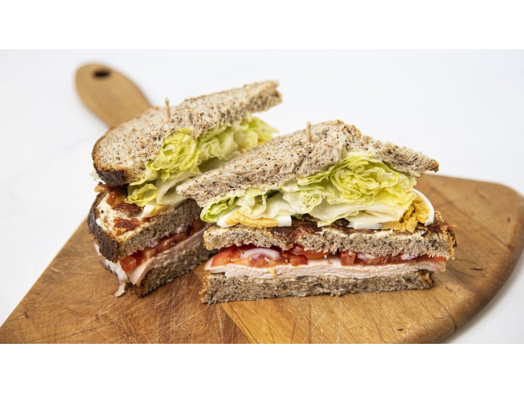 sendvič T club