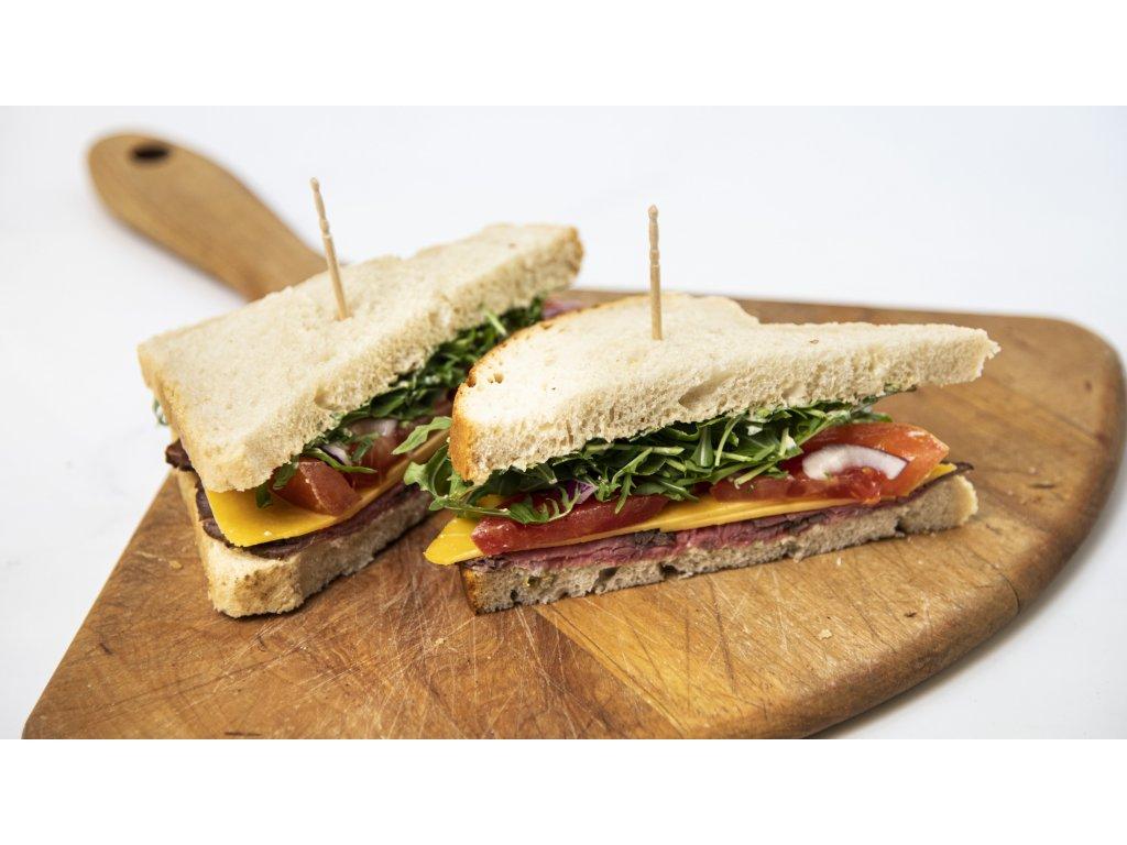 sendvič roastbeef