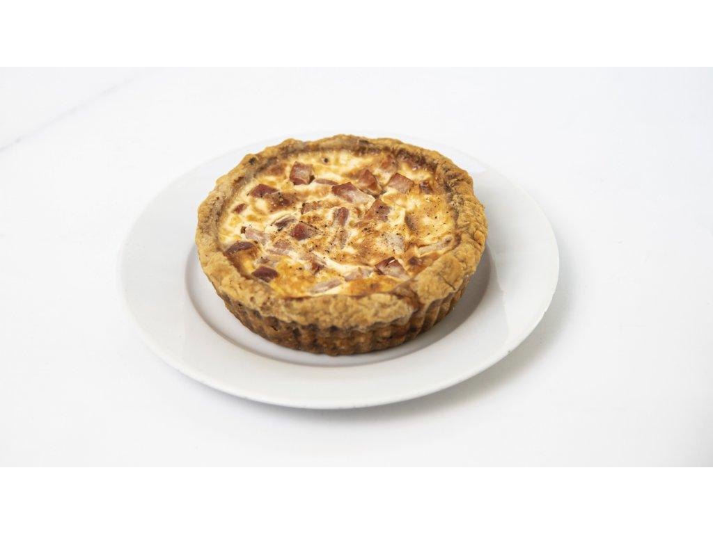 quiche šunka sýr