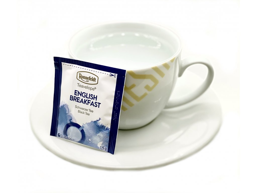 Čaj černý English Breakfast
