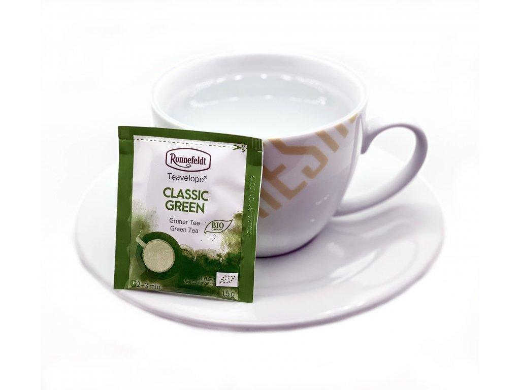 Čaj zelený Green Tea