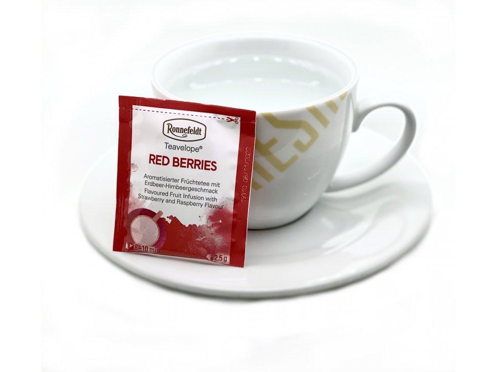 Čaj ovocný Red Berries