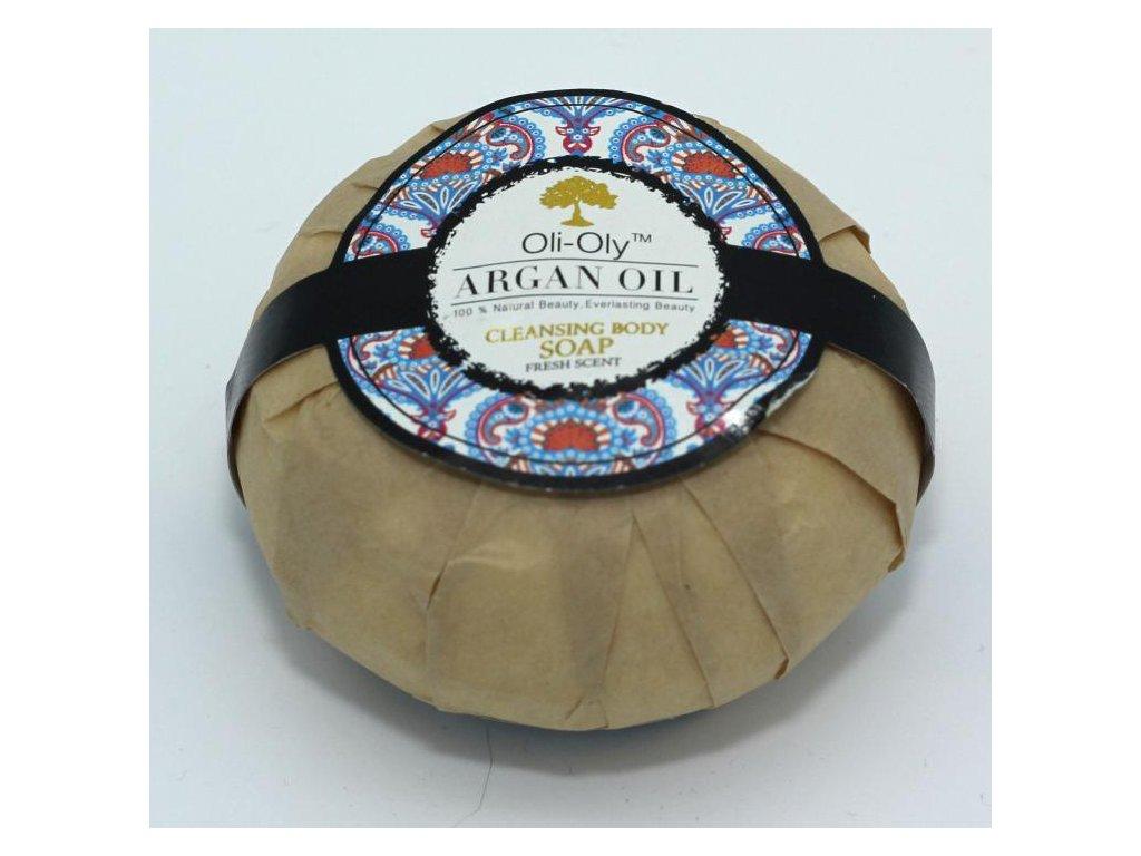 Arganové mýdlo na tělo