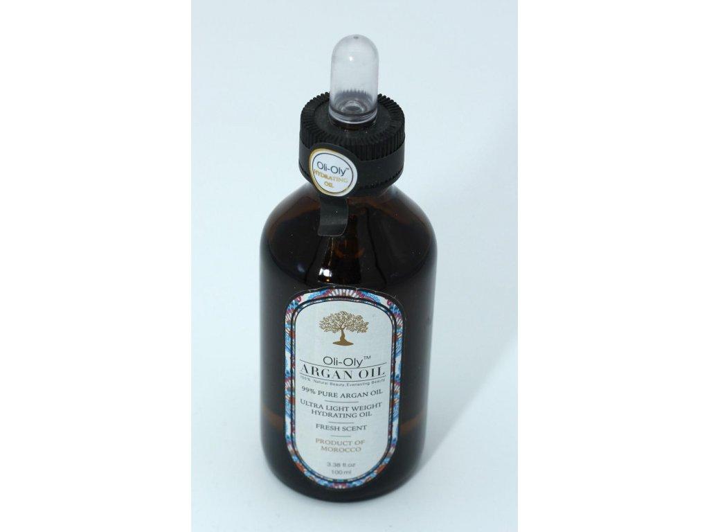 OLI-OLY PURE ARGAN OIL - 100% Arganový olej 100 ml