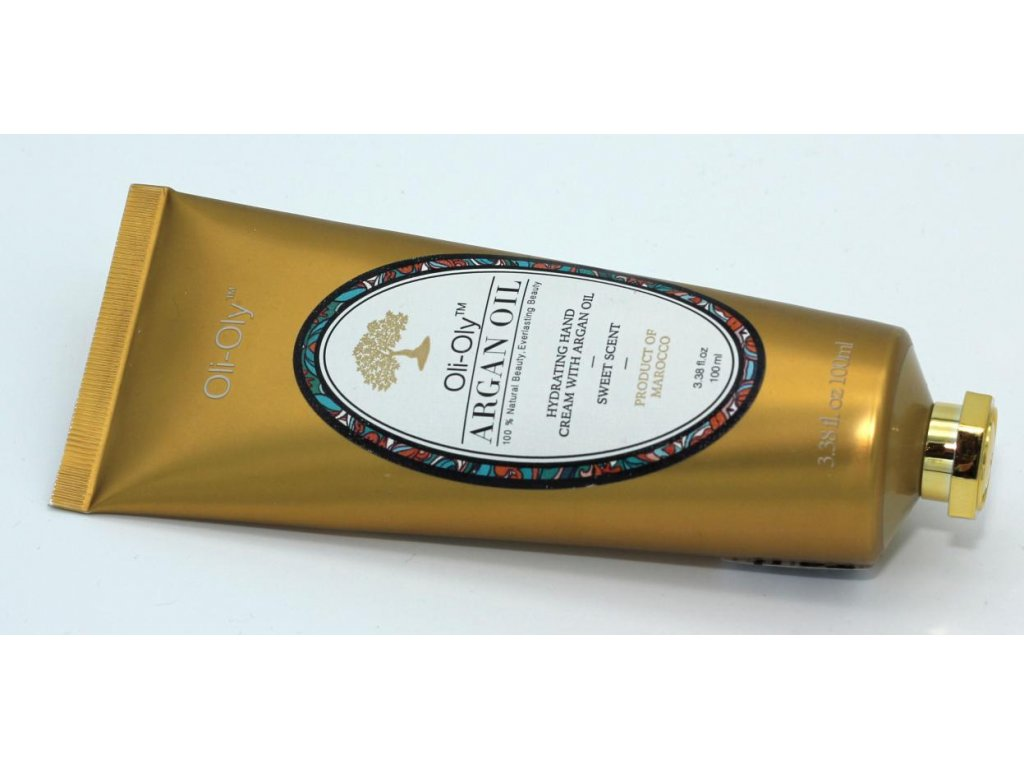 Krém na ruce s arganovým olejem