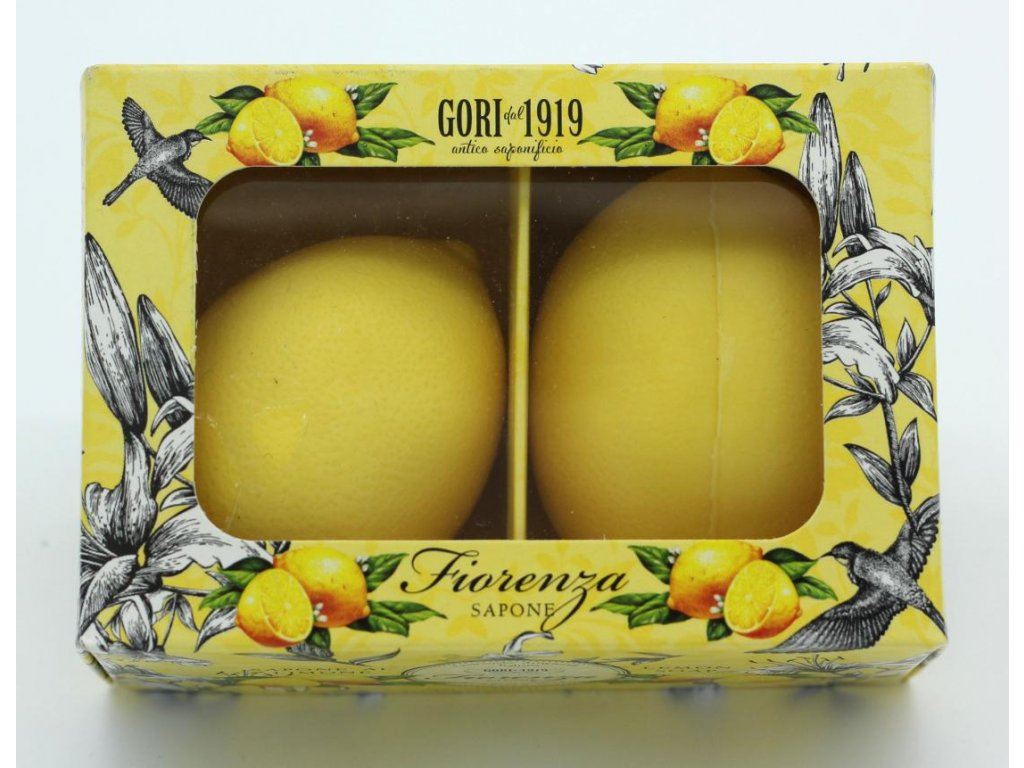 Mýdla citron