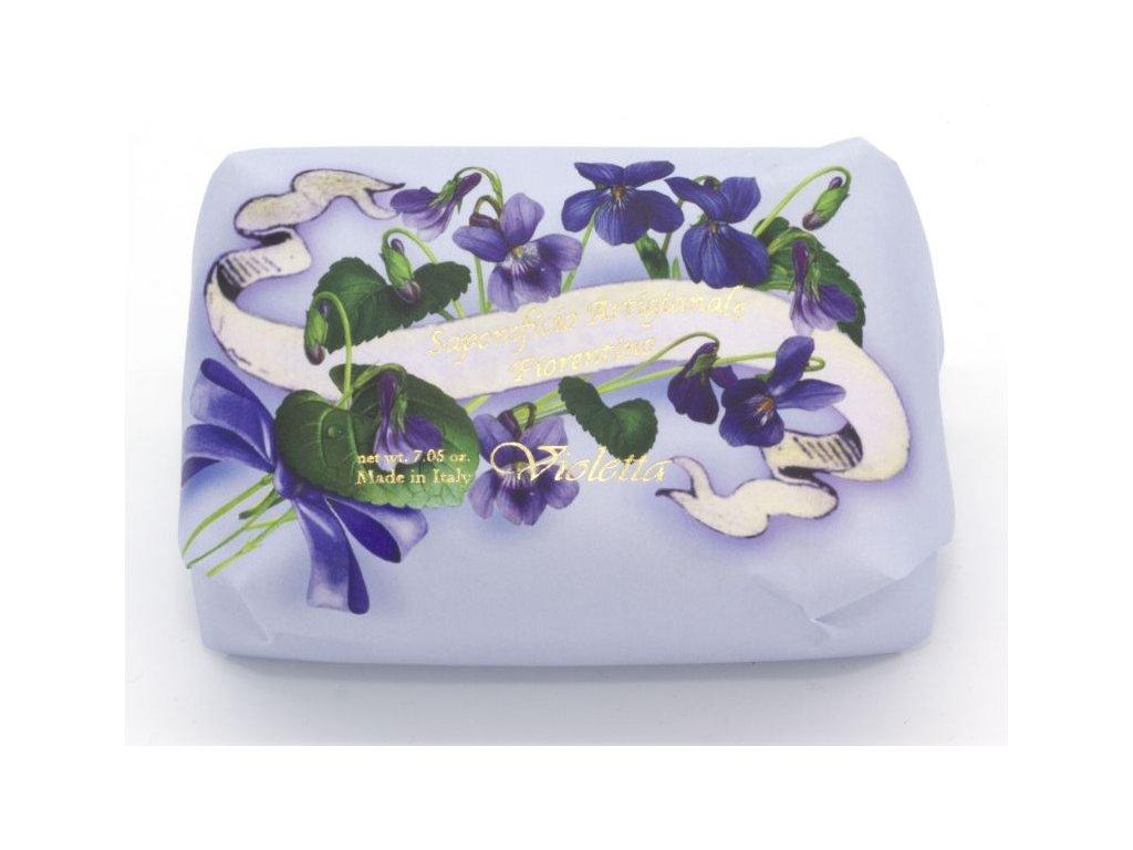 Mýdlo fialka