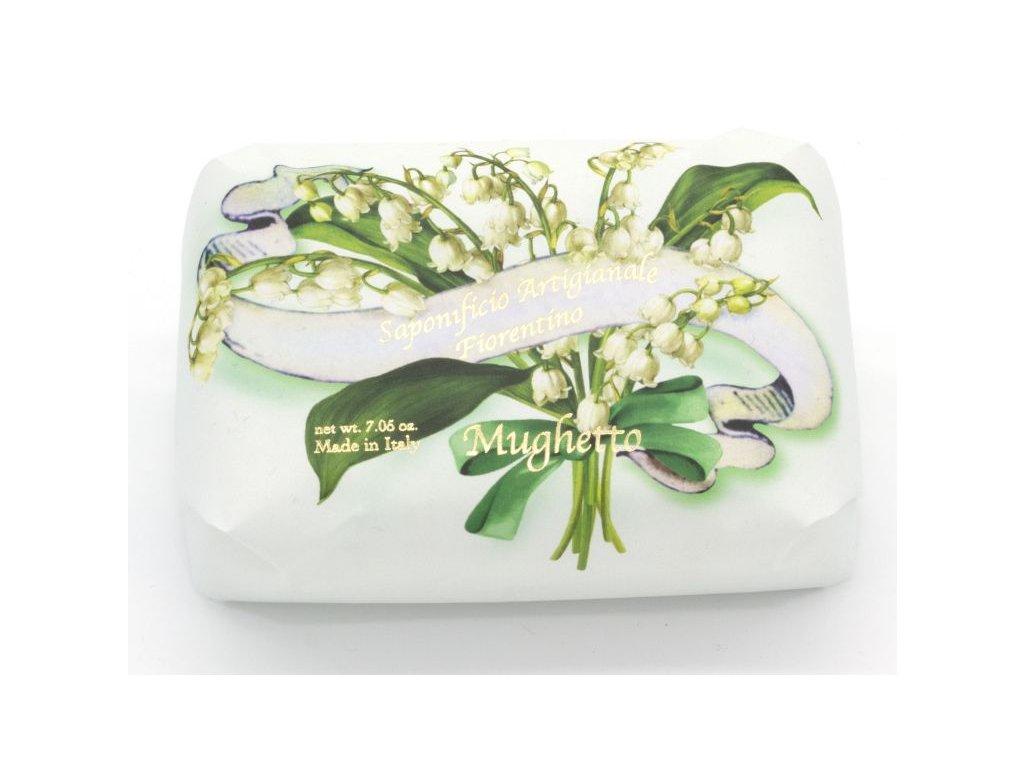 Mýdlo konvalinka