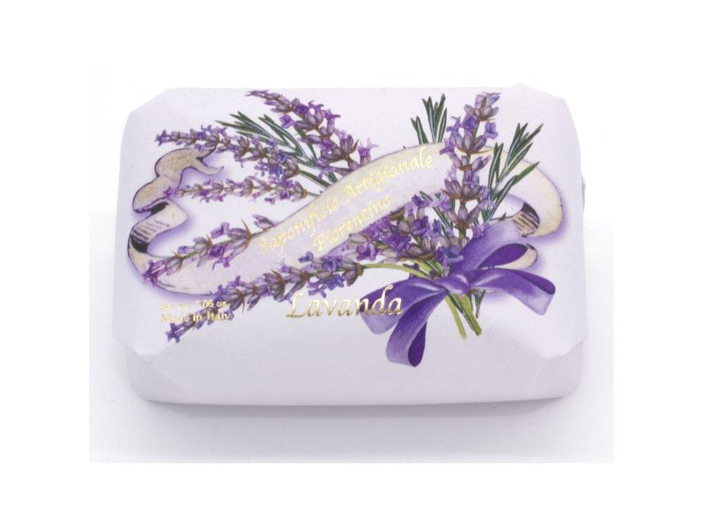 Mýdlo levandule