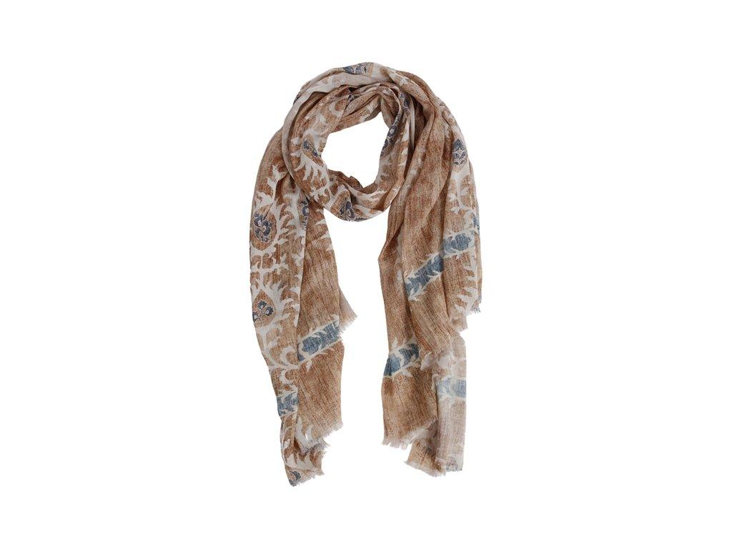 0048119 scarf nicole ocra mix 650