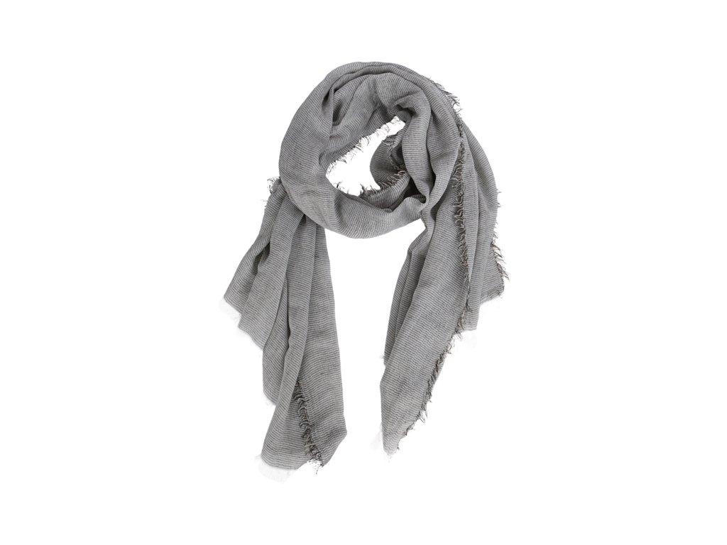 0048731 scarf evelyn grey 650